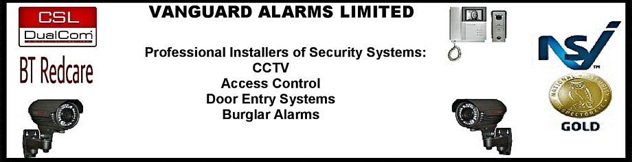 Vanguard Alarms Limited - Home